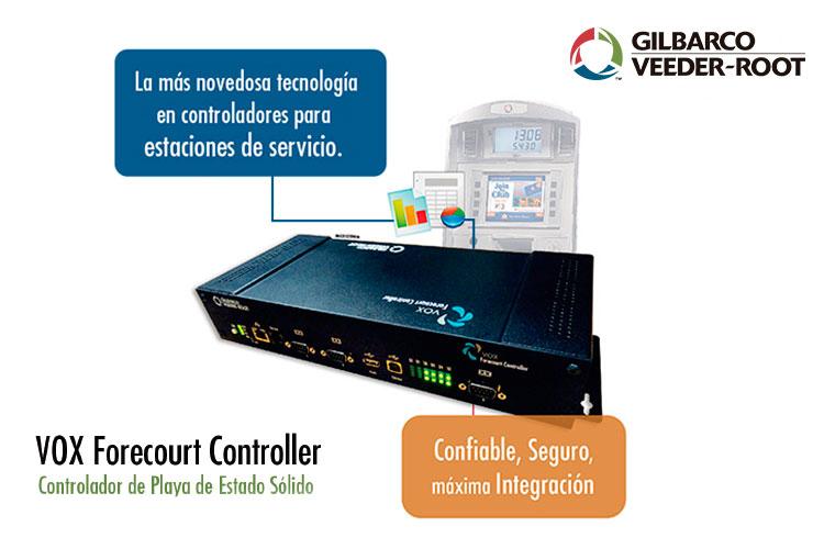 Linea VOX Forecourt Controller
